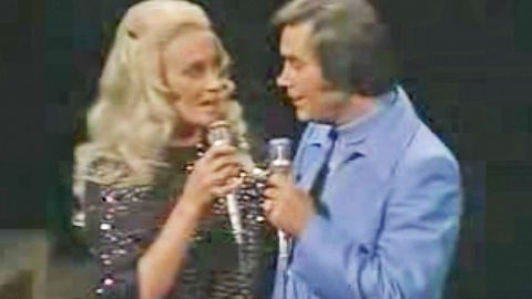 George Jones & Tammy Wynette Perform 'Golden Ring' For The First Time Post Divorce   Country Music Videos