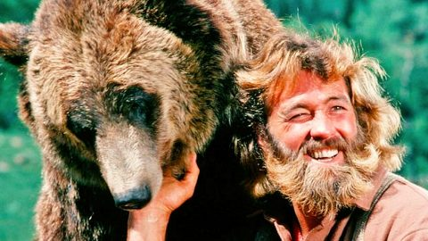 'Grizzly Adams' Star Dan Haggerty Dies At 74 | Country Music Videos