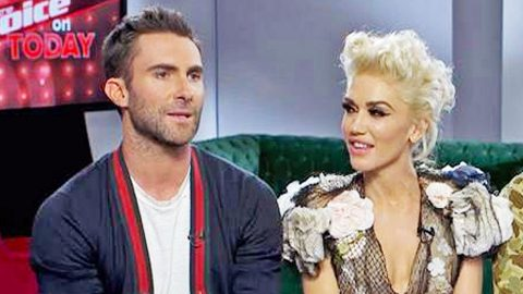 Gwen Stefani Gives Adam Levine A Piece Of Her Mind For Wanting To Punch Blake Shelton | Country Music Videos
