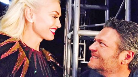 Gwen's Reaction To Blake Shelton Being Named 'Sexiest Man Alive' Will Make You Melt | Country Music Videos
