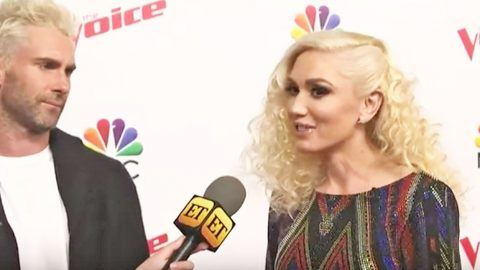 Gwen Stefani Spills One Thing She Doesn't Want Her Boys To Learn From Blake Shelton   Country Music Videos