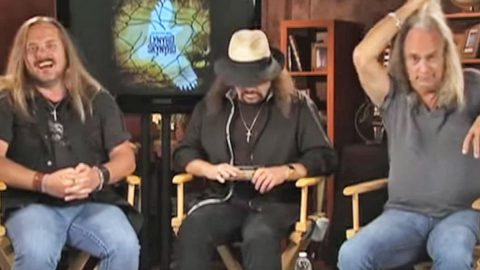 Johnny, Gary, or Rickey? Whose Hair Is The Longest? Their Answer Will Have You Crackin' Up   Country Music Videos