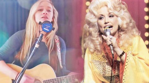 Move Over, Dolly! Young Woman Performs Unforgettable 'Jolene' Cover | Country Music Videos