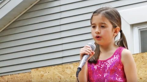 8-Year-Old Stuns With Emotional Nod To Leonard Cohen's 'Hallelujah'   Country Music Videos