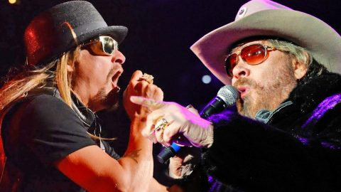 Crowd Goes Wild When Hank Williams Jr And Kid Rock Take Over The