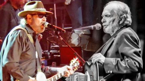 Hank Jr. Makes Merle Haggard Proud With Fiery 'I Think I'll Just Stay Here & Drink' Performance | Country Music Videos