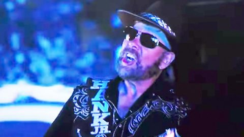 Hank Williams Jr. Is Back And Rowdy As Ever In Brand New 'Monday Night Football' Intro | Country Music Videos