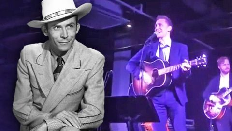 Tom Hiddleston Channels Hank Williams Sr. In A Medley Of His Most Iconic Songs | Country Music Videos