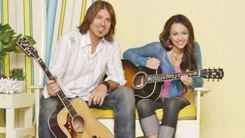 Miley Cyrus Reveals If She Would Do A 'Hannah Montana' Reboot With Dad Billy Ray | Country Music Videos