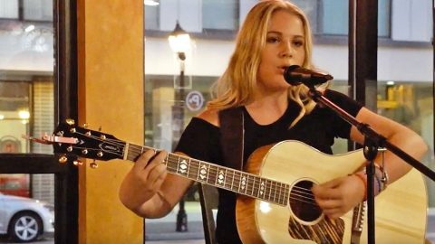 12-Year-Old With Mind-Blowing Talent Delivers Stunning 'Hallelujah' | Country Music Videos