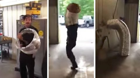 Redneck Finds Hysterically Creative Way To Hide From The Cops   Country Music Videos