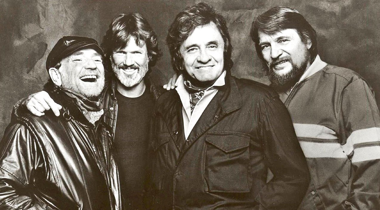 The Highwaymen Ride On In Documentary Containing Rare