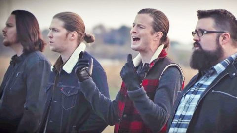 Zac Brown Band's 'Colder Weather' Gets Chilling A Cappella Remake From Home Free | Country Music Videos