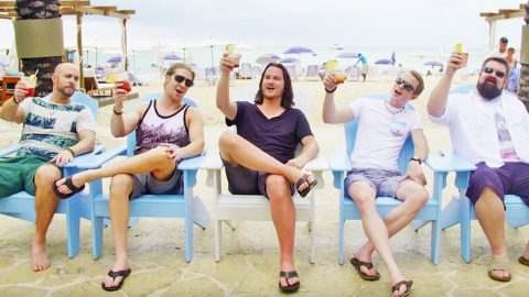 Home Free Tackles 'Friends In Low Places' In Fun-Filled New Music Video | Country Music Videos