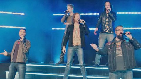 Rascal Flatts' 'Life Is A Highway' Gets Pitch Perfect A Cappella Treatment   Country Music Videos