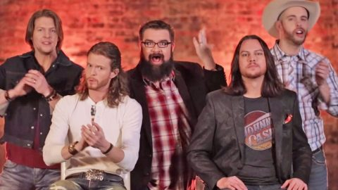 The Home Free A Cappella Guys 'Country Fried' These Popular Pop Hits, And It's Fantastic! (VIDEO) | Country Music Videos