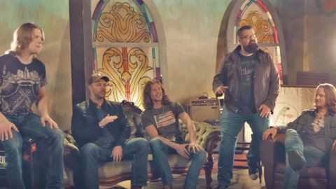 Home Free Delivers Chill-Inducing Medley Of Alabama's Biggest Hits | Country Music Videos