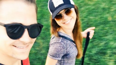 Hunter Hayes Welcomes Adorable New Family Member | Country Music Videos