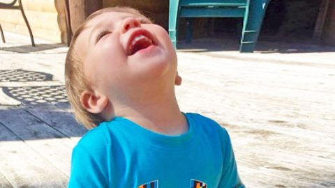 Carrie Underwood Shares Adorable Clip Of Son Isaiah's Sweet Giggles | Country Music Videos