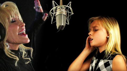 10-Year-Old Girl Stuns Viewers With Mind-Blowing 'Jolene' Cover | Country Music Videos