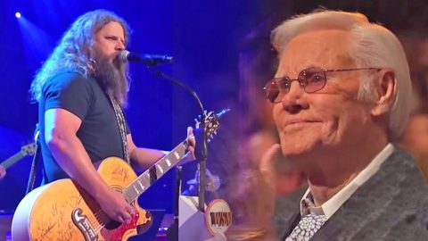 Jamey Johnson's Incredible George Jones Medley At The Grand Ole Opry (WATCH) | Country Music Videos