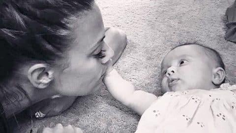 Jana Kramer Fires Back At 'Mommy Shamers' On Social Media | Country Music Videos
