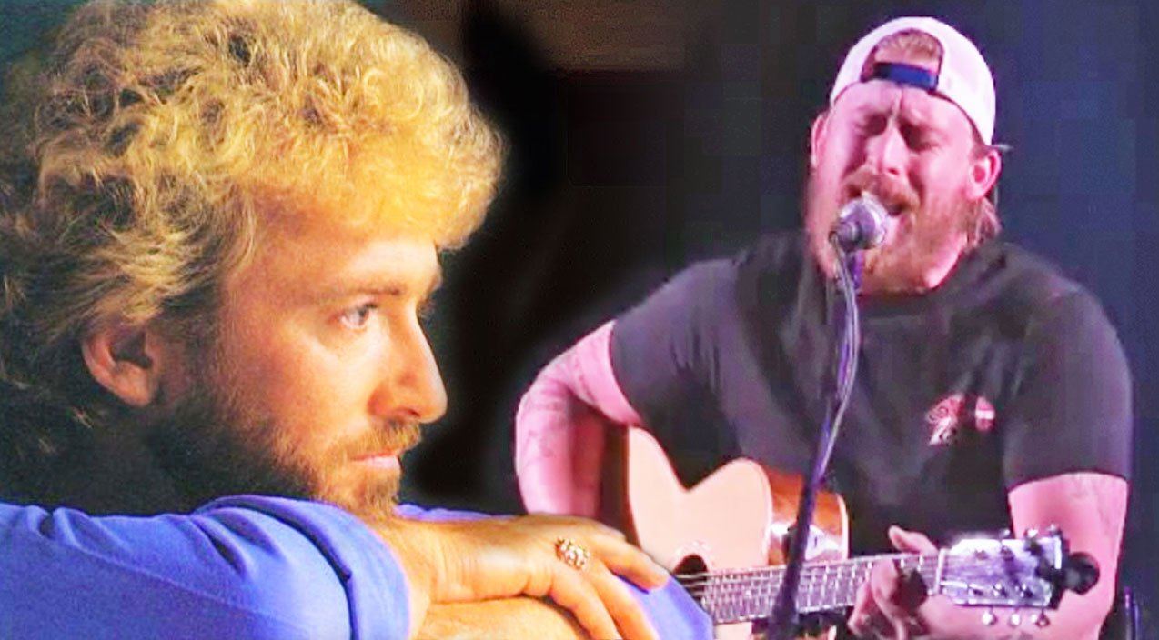 Emotional Jesse Keith Whitley Performs Moving Tribute To His Late