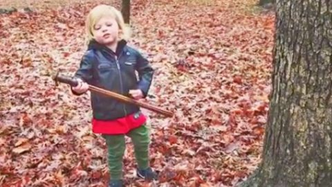Country Star's 3-Year-Old Adorably Sings His No. 1 Hit Song | Country Music Videos