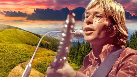 John Denver's RARE 'Take Me Home, Country Roads' Performance Will Have You Longing For Home | Country Music Videos