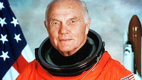 Former Astronaut & U.S. Senator John Glenn Admitted Into Hospital   Country Music Videos