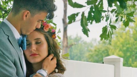 Watch The Emotional Footage From John Luke & Mary Kate's Wedding | Country Music Videos