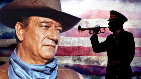 John Wayne Narrates The History Of 'Taps' | Country Music Videos