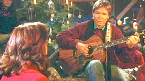 john denver sings away in a manger with countrys leading ladies