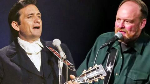 John Carter Cash Channels His Father's Spirit With Jaw-Dropping 'Ring Of Fire'   Country Music Videos