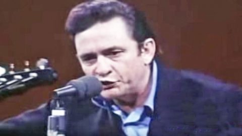 Johnny Cash Performs In Rare Recording At San Quentin State Prison | Country Music Videos