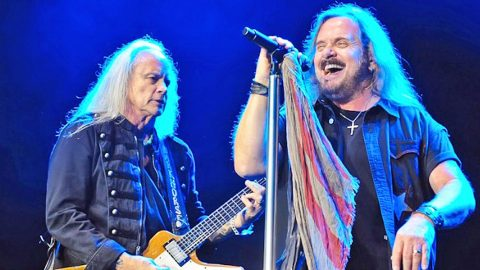 Johnny Van Zant Explains The Family Dynamic That Keeps Skynyrd Strong & Rockin' On | Country Music Videos