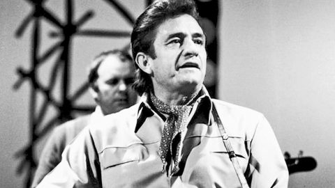 Johnny Cash's Inspiration For 'I Walk The Line' Came From The Last Place Anyone Expected   Country Music Videos