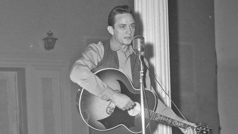 Stop What You're Doing And Listen To One Of Johnny Cash's Earliest Recordings | Country Music Videos