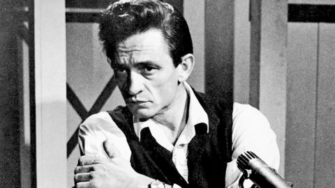 The Story Behind Johnny Cash's 1956 Debut At The Grand Ole Opry   Country Music Videos