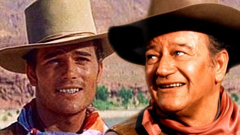 John Wayne's Son, Patrick Wayne, Remembers His Father Through Four Of His Greatest Movies! | Country Music Videos