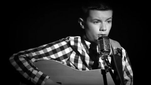 Irish Boy Gives Fantastic Cover Of George Jones' Ballad 'Who's Gonna Fill Their Shoes'   Country Music Videos