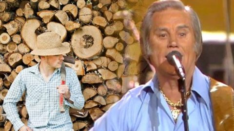 George Jones – Who's Gonna Chop My Baby's Kindlin' (When I'm Gone) (LIVE) | Country Music Videos