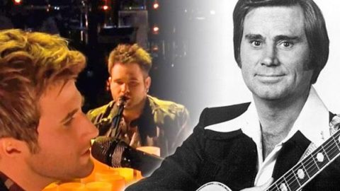"The Swon Brothers Cover George Jones' ""Who's Gonna Fill Their Shoes"" (LIVE on The Voice) (VIDEO) 