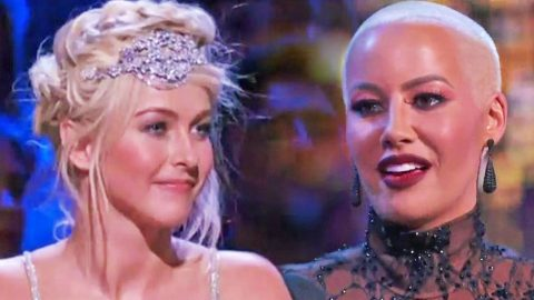 Dancing With The Stars Contestant Confronts Julianne Hough Over 'Body Shaming' Controversy   Country Music Videos