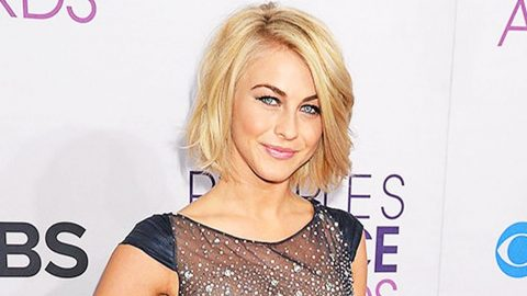 Julianne Hough Teases Her Next Career Move   Country Music Videos