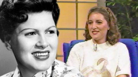 Patsy Cline's Daughter Opens Up About Her Mom In Rare Interview (VIDEO) | Country Music Videos