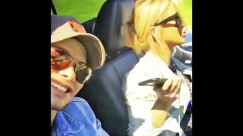 Kane Brown & His Fiancée Get Sassy In Adorable 'Carpool Karaoke'   Country Music Videos