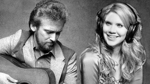 Hear The Sweet Sound Of Keith Whitley & Alison Krauss Together On 'When You Say Nothing At All' | Country Music Videos