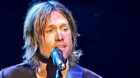 Keith Urban Touches Hearts With Tender Rendition Of 'But For The Grace Of God'   Country Music Videos