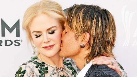 Nicole Kidman Admits She 'Started Crying' When Keith Urban Told Her About 'The Fighter' | Country Music Videos